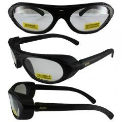 Rawhide Clear Lens ANSI Z87.1+ Eye Protection Including Side Buffers