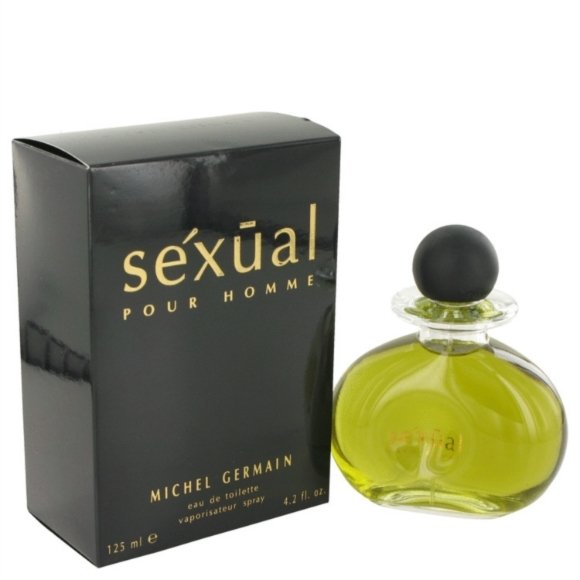 Sexual Cologne by Michel Germain 4.2 oz 125ml EDT Spray
