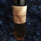 Country Spice Fragrance oil one half ounce with glass dropper