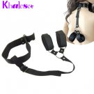 Bondage restraint,sex products hand neck restraint with collar Gag sets