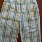 NEW YORK & CO. women's size 2 shorts summer bermuda EC