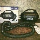 INTEX Quick-Fill Electric Pump inflate deflate inflatables mattress float rafts