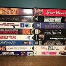16 VHS VCR movies video tapes R drama Pretty Woman Brockovich Bodyguard Postman