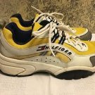 TOMMY HILFIGER athletics tennis running walking shoes 8 yellow white fitness