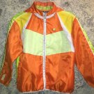 ROCAWEAR bright neon colors concealed hood windbreaker coat jacket 5-6 boy girl