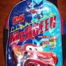 CARS Lightening McQueen boys/girls school backpack 11X15 & tote GUC Disney Pixar