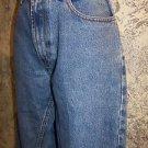 RALPH LAUREN CHAPS women's size 31X30 jeans 5 pocket hi rise waist straight leg
