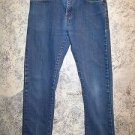 Boy's 14 27x27 Levi's 510 red tab Skinny denim blue jeans medium wash 1% spandex