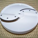 OSTER Regency Kitchen Center food processor thick slicer 937-81 replacement part