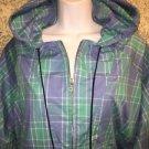 FIELD GEAR FG pullover half-zip hooded jacket shirt pouch pocket lightweight M