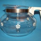 8-10 cup glass clear belly coffee maker pot carafe replacement MR COFFEE vintage