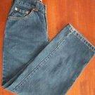 Boy's size 12 slim LEVI'S jeans GUC school 24x26.5 red tag 550 regular fit pants
