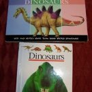 Dinosaurs Scholastic Millbrook Press book illustrated 1st Discovery book science