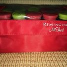 REMINGTON All That 10 hair hot rollers curlers tight curls compact travel size