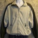 Men's size S small OLD NAVY fleece lined jacket coat spring fall light warm used