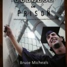 COLLEGE IN PRISON Information & Resources for Incarcerated Students book EC