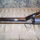 "CONAIR flower lighted silver hot curling iron tight curls hi lo heat 3/4"" barrel"