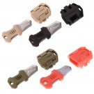 Molle EDC Gear Mini Beetle Multifunction Stainless Steel Knife Outdoor Camping Survival Pocket