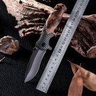 Style Browning D2 Cs Go Hunting Combat Knives Cold Steel Survival Tactical Folding Knife Facas