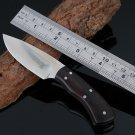 Jeslon Browning Ebony Handmade Hunting Knife Mini Camping Survival Tactical Multitool Rescue Po
