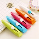 Fashion Portable Office to Learn Tailoring Supplies Useful Stationery Knife Stainless Steel Pap