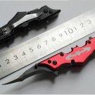 Bat Utility  Survival Folding Blade Knife Hunting Knife Mini Pocket Tactical Knives Camping Out