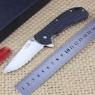 Tactical Folding Knife 5Cr13 Blade Utility Combat Hunting Camping EDC Pocket Knives For Surviva