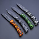 ABS Handle Beautiful Gift Knife,2016  Ghillie G131-A Cool Fruit knife,Camping Survival Folding