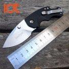 LDT Kershaw 3800 Folding Knives 7Cr13Mov Blade Nylon Fiber Handle Tactical Survival Pocket Knif