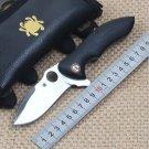 C187 Ball Bearing Folding Camping Knife CPM S30V Blade Pocket Combat Knife G10 Handle Tactical