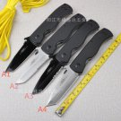 Emerson 7 cr17mov Blade G10 Handle 4 Colors Folding knife Tactical Survival Camping outdoor kni