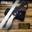 Very Sharp Cold Steel Camping Folding Knives G10 handle Camping Outdoor Survival Knives Pocket