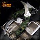 Strider  Hunting  Fixed Knives,D2 Blade G10(CNC) Handle ZT Camping Knife BC1020