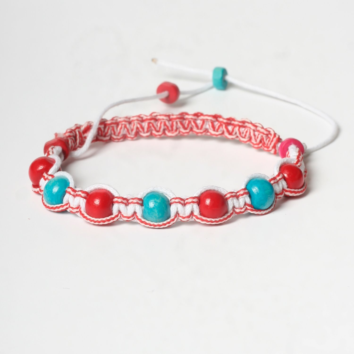 Fashion bracelet. Gift for her.