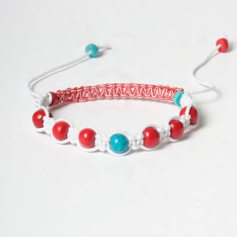 Fashion bracelet. Gift for her.