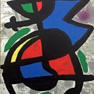 "Miro Joan Original lithograph 1970 From ""Derriere le Miroir"" Copy No' 186"