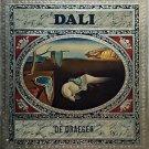 "SALVADOR DALI-""DALI DE DRAEGER"" Hardcover 1968"