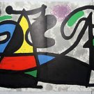 "Miro Joan Original lithograph From ""Derriere le Miroir"" Copy No' 186 -1970"