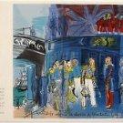 """Raoul Dufy lithograph """"Le Prince de Joinville""""  lithograph"""