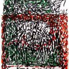 "Riopelle Jean Paul -Poster exhibition at the ""Maeght Foundation"" in 1970 – RARE"