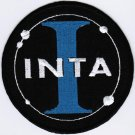 INTA National Institute of Aerospace Technology Spain Space Agency Logo Embroidered Patch