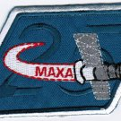 NASA Astronaut MAXA 25 Speed Shuttle Flight Space Patch 4x2.25