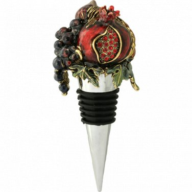 Quest Collection Seven Species Wine Stopper