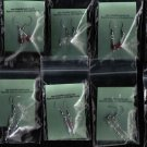 30 Pairs of Dangle Glass Earrings Collection FREE SHIPPING