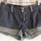 Heritage 1981 Cuffed Denim Shorts Size 5