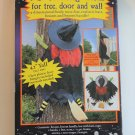 "Sunhill 3D Crashing Halloween Decor Witch 42"" tall Yard Decor Door Hanging"