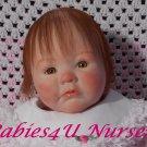 "Reborn Baby Doll Girl ""Karlena"""