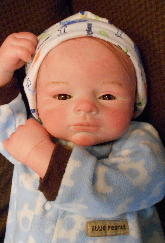 "Reborn Baby Doll Boy ""Billy"""