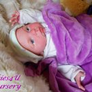 "Reborn Baby Doll Girl ""Autumn"""