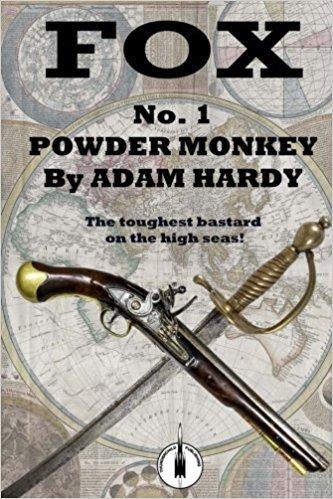 Powder Monkey by Adam Hardy